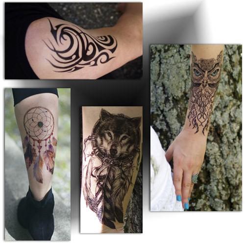 tatouage temporaire personnalis tatouage ph m re tatouage temporaire. Black Bedroom Furniture Sets. Home Design Ideas