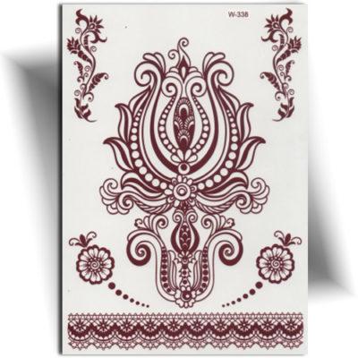 tatouage temporaire couleur henn tatouage ph m re mikiti. Black Bedroom Furniture Sets. Home Design Ideas