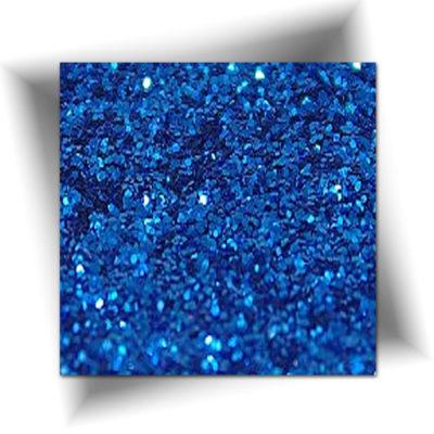 Paillette cosmétique bleu roy 50 gr