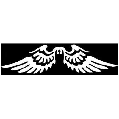 Pochoir ailes d'ange