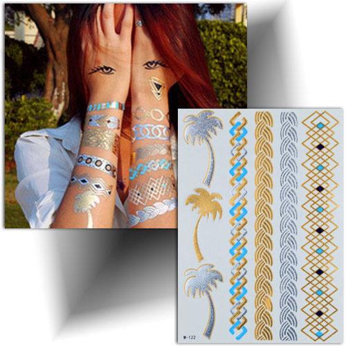 Tatouage temporaire bracelet
