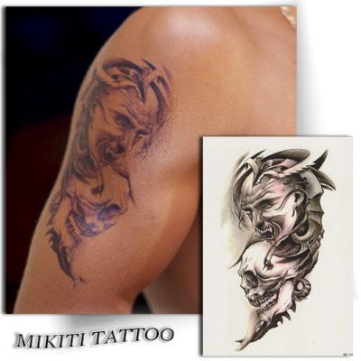 tatouage ph m re manga tatouage ph m re tatouage temporaire. Black Bedroom Furniture Sets. Home Design Ideas