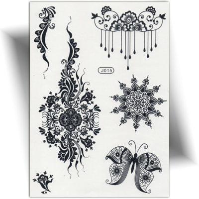 faux tatouage loup tatouage ph m re mikiti. Black Bedroom Furniture Sets. Home Design Ideas
