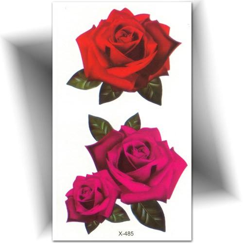 Petit Tatouage Temporaire Fleur Tatouage Ephemere Mikiti