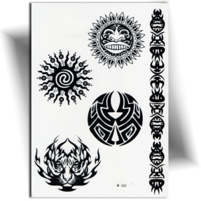 tatouage maori tatouage ph m re tatouage temporaire. Black Bedroom Furniture Sets. Home Design Ideas