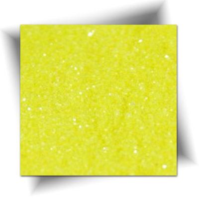 Paillette cosmétique jaune fluorescent 50 gr
