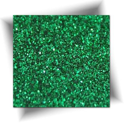 Paillette cosmétique vert 50 gr