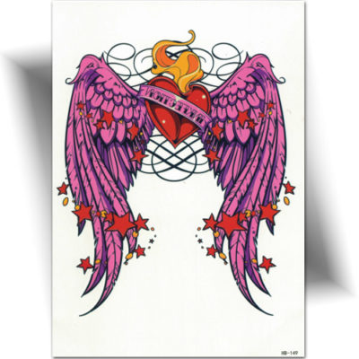 Tatouage cœur sacré