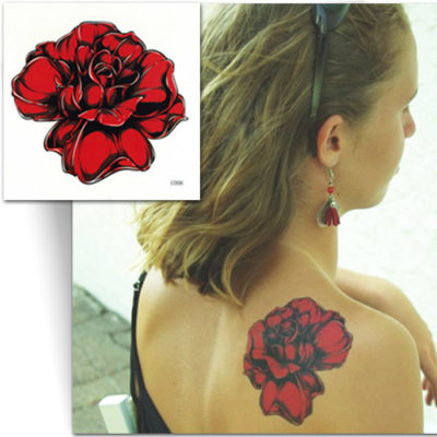Tatouage floral