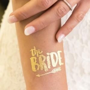 Tatouage éphémère mariage, Mikiti