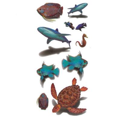 Tatouage-effet-3D-marin