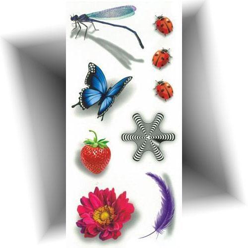 Tatouage-éphémère-3D-printemps