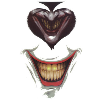 Tatouage-temporaire-smile-joker