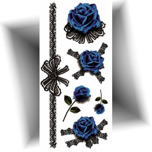 Tatouage-temporaire-3D-bracelet-dentelle
