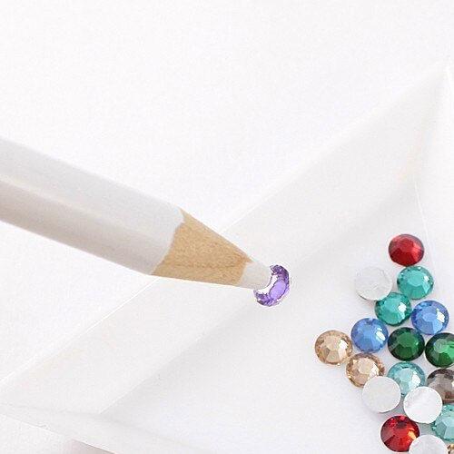 Crayon attrape strass
