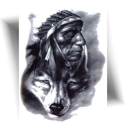 Tatouage-temporaire-esprit-indien