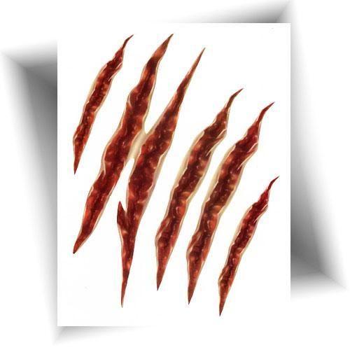 Tatouage-éphémère-blessures-Halloween