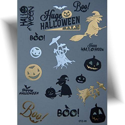 Tatouage-provisoire-métallisé-Halloween