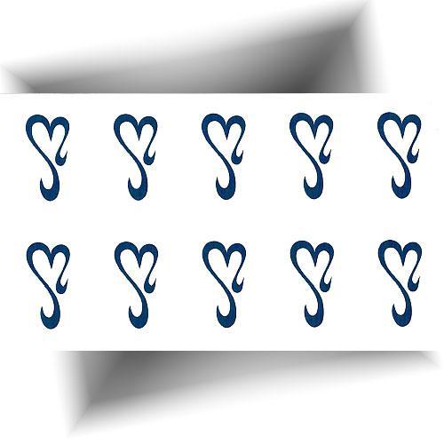 Mini-tatouage-éphémère-cœurs