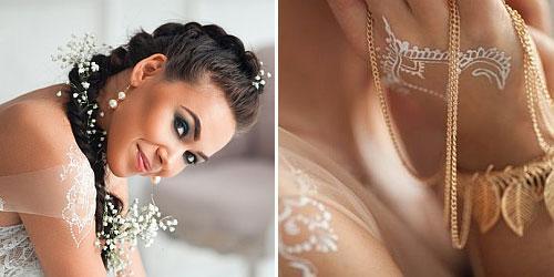 Tatouage provisoire mariage Mikiti
