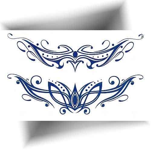 Tattoo-éphémère-jagua-arabesque